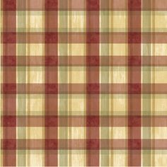 """Found it at Wayfair.ca - Pure Country Sunday Tartan 33' x 20.5"""" Plaid 3D Embossed Wallpaper"""