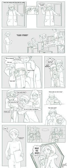 Snuggle Bug Ch. 5 by Chibi-Kiwi93 | FanFiction by impunchlord link to fic: https://archiveofourown.org/works/6355324/chapters/14559586