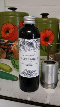 L'essentiel Botanics Furniture Paint  Liquid by BabyBAntiques