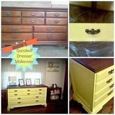 Home Improvement: Annie's Dresser Makeover