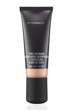 Gone are the days of fretting over your makeup while you're relaxing by the pool. With 24-hour coverage, M.A.C.'s newest foundation has the ability to repel moisture from the surface of the skin. Wear the high-coverage foundation all over or spot-treat like a concealer. Either way, it leaves a satin finish.   Click to check out more amazing summer buys!