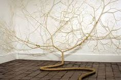 Image result for rope art installation