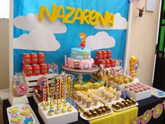 simpsons party Naza its your birthday, Happy Birth - simpsons Simpsons Cake, Simpsons Party, The Simpsons, First Birthday Party Themes, 22nd Birthday, It's Your Birthday, Happy Birthday, Bar Mitzvah Themes, Donut Party