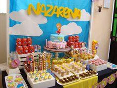 simpsons party Naza its your birthday, Happy Birth - simpsons First Birthday Party Themes, 11th Birthday, It's Your Birthday, Happy Birthday, Simpsons Cake, Simpsons Party, Donut Party, Party Items, First Birthdays