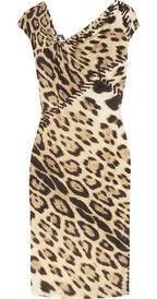 love this Roberto Cavalli dress!