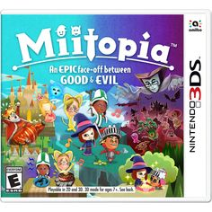 Miitopia - Nintendo 3DS, Video Games