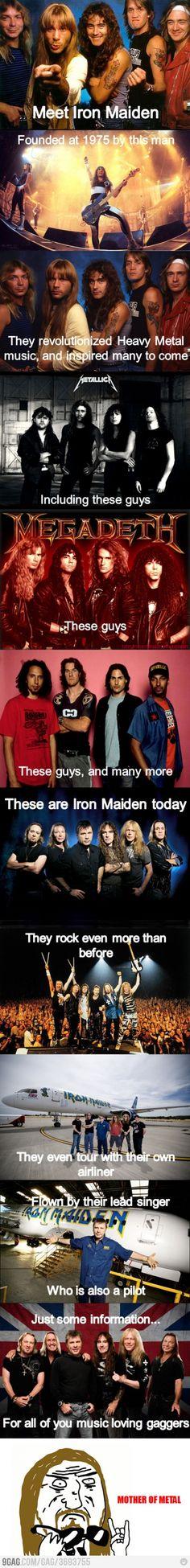 Just Iron Maiden