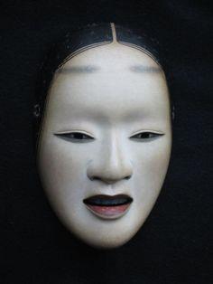 能面 Noh Mask This one would be a Treasure.  https://www.facebook.com/photo.php?fbid=199225833488238