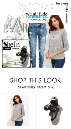 """SheIn"" by eemiinaa ❤ liked on Polyvore featuring Nivea"