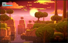 Indie Retro News: The latest free games, indie games and retro news: The Deer God - Beautiful pixelated adventure now on Steam!