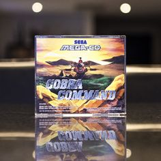 Sega Mega CD Cobra Command #CobraCommand #Sega #SegaMegaCD #MegaCD #RetroGames #RetroGaming #stopXwhispering