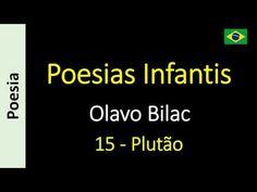 Olavo Bilac - Poesias Infantis - 15 - Plutão