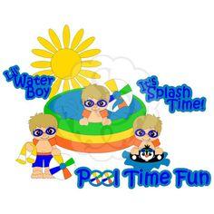 Splash Time Boy or Girl