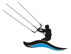 Leisure Wall Decals Kite Surfing Silhouette Kite Boarder in Action - 30 inches x 23 inches - Peel and Stick Removable Graphic Wallmonkeys Wall Decals http://www.amazon.com/dp/B0086M6I2S/ref=cm_sw_r_pi_dp_N22zub1SQ4JSW