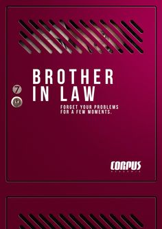 Corpus Academia: Brother in law