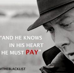 James Spader Blacklist   Via Janet Johnson