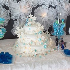 Frozen birthday party #frozen #disneyfrozen #frozenparty