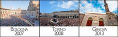 OLTRE V3day sarà a Genova il 1 dicembre 2013 in piazza della Vittoria. Manifestazione gratuita. Consigliato arrivare in treno presso la staz...