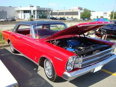 1966 Ford LTD (similiar to the one I used to drive)