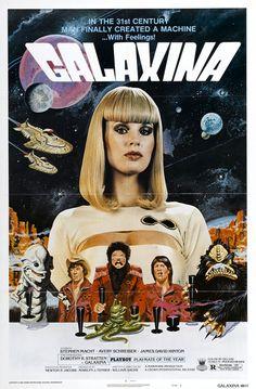 Galaxina, 1980