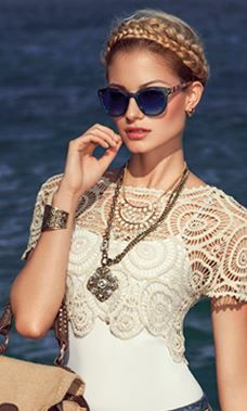Braids & Summer Accessories.... CROCHET AND TRICOT INSPIRATION: http://pinterest.com/gigibrazil/crochet-and-knitting-lovers/