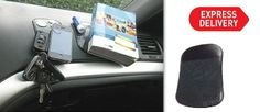 $8 for 4 Sticky Pads for Your Car's Dash ($34 Value) One Week Delivery
