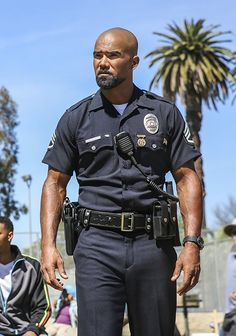 Shemar Moore in S.W.A.T. 2017 Series (51)