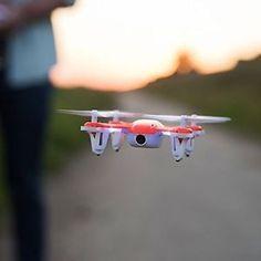 Skeye Mini Drone Com Câmera Hd-montado na câmera frontal com função de vídeo-um