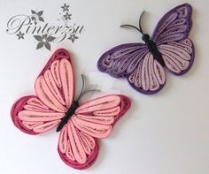 Quilled peacock feather by pinterzsu on DeviantArt Quilling Butterfly, Quilling Flowers, Pink Butterfly, Paper Quilling, Butterflies, Quilling Ideas, Colorful Christmas Tree, Christmas Tree Ornaments, Christmas Cards