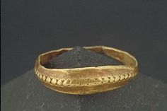 Viking gold ring / Skåne