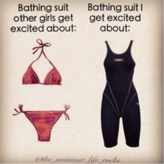 Yup! :) #swimteam #swimworld #pool #swimmer #swimmerproblems
