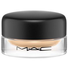 Mac Soft Ochre Pro Longwear Paint Pot (180 NOK) ❤ liked on Polyvore featuring beauty products, makeup, eye makeup, eyeshadow, beauty, soft ochre, mac cosmetics, creamy eyeshadow and mac cosmetics eyeshadow
