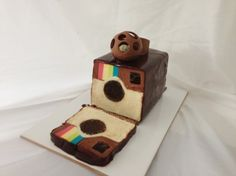INSTAGRAM CAKE howtocookthat.net with recipe and video tutorial