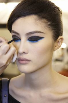 Behind the Faces of the Chanel Beauty Resort 2014 Collection