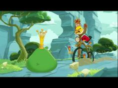 Rovio 'Angry Birds join Freddie for a day' created in-house