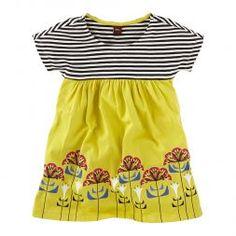 d9962176b Empire Waist Knit Dress For Little Girls   Tea Collection Baby Kids Wear,  Baby Kids