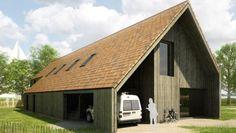 zelfbouwproject Wonen/werken project - Heeg - Zelfbouw in Nederland