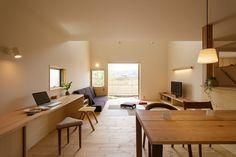 タタミリビングのある家|岡山の注文住宅さほらぼ by 佐保建設