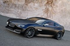 The BMW 8 Series concept