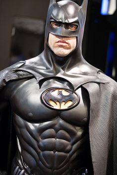 Batman (Nice Suit) by sdoorly, via Flickr