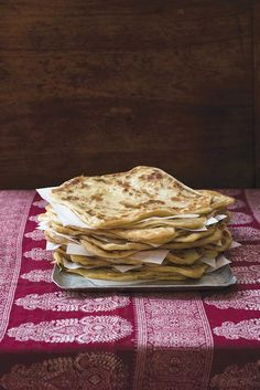 Hot Bread Kitchen's Moroccan Flatbread