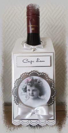 Connie`s lille verden Flaske, Perfume Bottles, Perfume Bottle