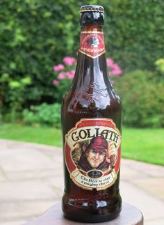 Bottled Beer of the World - pjb13 - Picasa Web Albums - Goliath Beer (4.2%) Wychwood Brewery Eagle Maltings Witney Oxfordshire England