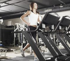 Treadmill Workout With Hills | POPSUGAR Fitness