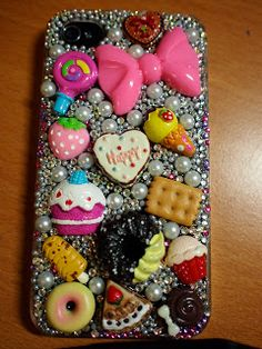 Candy Iphone case DIY