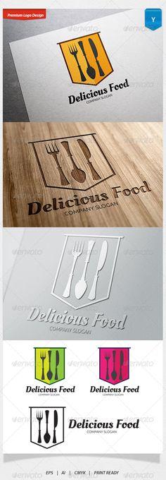 4ec60d2416a34b76a70c84fdc81d8f3a restaurant service logo simple jpg