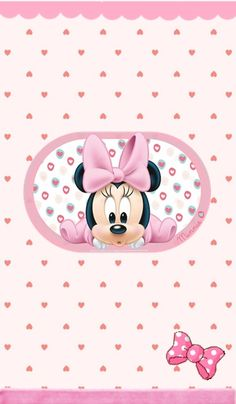 ミッキーミニー iPhone壁紙 Wallpaper Backgrounds and Plus Mickey and Minnie Simple Pattern Wallpaper