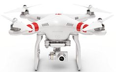 DJI Phantom 2 Vision+ Quadcopter with FPV HD Video Camera and 3-Axis Gimbal. Get your own drone from Amazon.