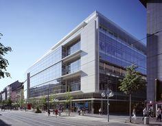 Peek & Cloppenburg Department Store – Richard Meier & Partners Architects
