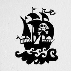 58 melhores imagens de Quarto pirata | Quarto pirata, Casas